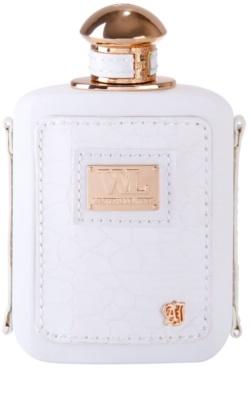 Alexandre.J Western Leather White parfémovaná voda tester pre ženy