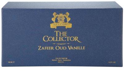 Alexandre.J The Collector: Zafeer Oud Vanille parfémovaná voda unisex 5