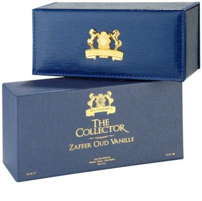 Alexandre.J The Collector: Zafeer Oud Vanille parfémovaná voda unisex 4