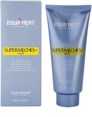 Alfaparf Milano Equipment crema aclaradora para cabello 2