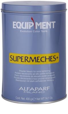 Alfaparf Milano Equipment polvos para una aclaración extra