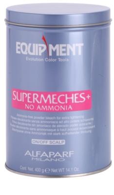 Alfaparf Milano Equipment polvos para una aclaración extra sin amoníaco