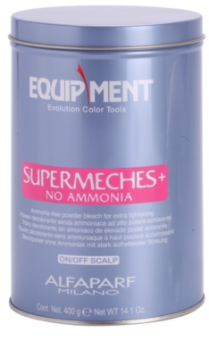 Alfaparf Milano Equipment pudr pro extra zesvětlení bez amoniaku
