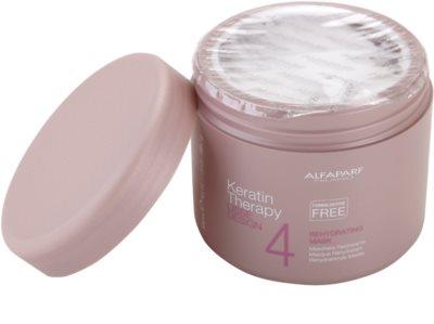 Alfaparf Milano Lisse Design Keratin Therapy rehidratáló maszk minden hajtípusra 1