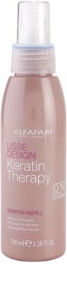 Alfaparf Milano Lisse Design Keratin Therapy spray de queratina