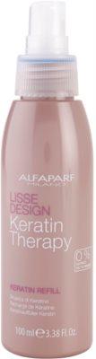 Alfaparf Milano Lisse Design Keratin Therapy spray con queratina 1