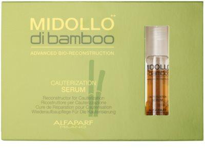 Alfaparf Milano Midollo di Bamboo ser pentru par degradat sau tratat chimic 4