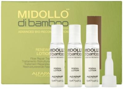 Alfaparf Milano Midollo di Bamboo vlasová kúra pro poškozené, chemicky ošetřené vlasy