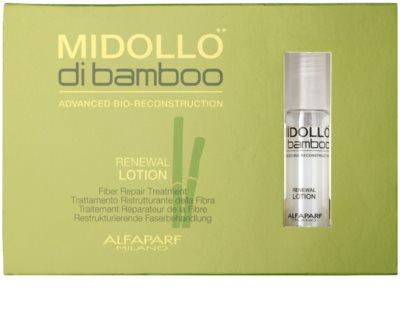 Alfaparf Milano Midollo di Bamboo vlasová kúra pro poškozené, chemicky ošetřené vlasy 4
