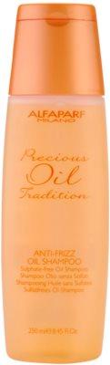 Alfaparf Milano Precious Oil Tradition olejový šampon bez obsahu sulfátů
