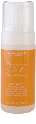 Alfaparf Milano Precious Oil Tradition пінка  для формування кучерів