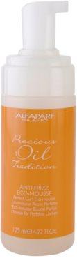 Alfaparf Milano Precious Oil Tradition espuma para dar forma a los rizos 1