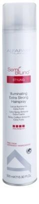 Alfaparf Milano Semí Dí Líno Styling lak za lase ekstra močno utrjevanje