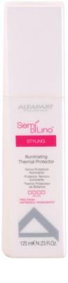 Alfaparf Milano Semí Dí Líno Styling ochranný sprej pro tepelnou úpravu vlasů