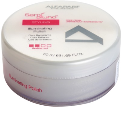 Alfaparf Milano Semí Dí Líno Styling воск для волосся з блиском
