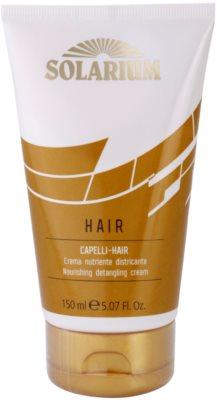 Alfaparf Milano Solarium hranilna maska za lase izpostavljene soncu, morski in klorirani vodi