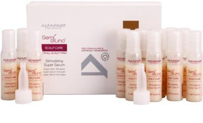 Alfaparf Milano Semí Dí Líno Scalp Care stimulující sérum pro posílení vlasů 2