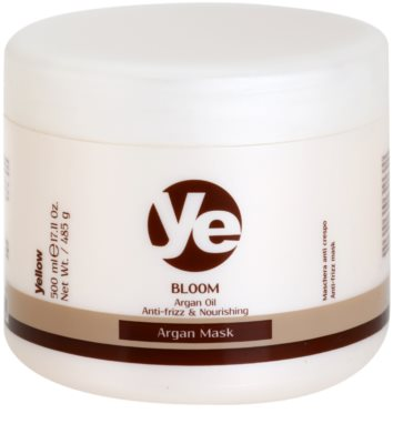 Alfaparf Milano Yellow Bloom mascarilla nutritiva antiencrespamiento