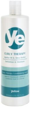 Alfaparf Milano Yellow Curly Therapy hidratáló kondicionáló hullámos hajra