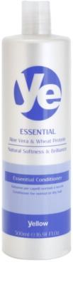 Alfaparf Milano Yellow Essential balzam za normalne do suhe lase