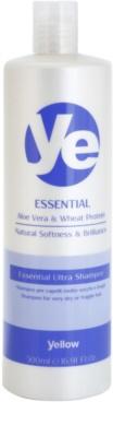 Alfaparf Milano Yellow Essential szampon do włosów suchych i łamliwych