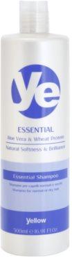 Alfaparf Milano Yellow Essential Shampoo Für normales bis trockenes Haar