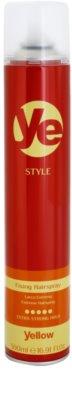 Alfaparf Milano Yellow Style spray fixador  para cabelo