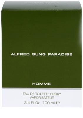 Alfred Sung Paradise toaletní voda pro muže 4