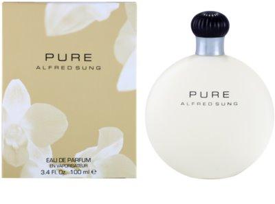 Alfred Sung Pure eau de parfum para mujer
