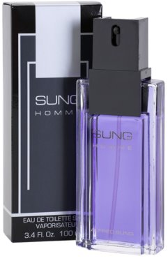 Alfred Sung Sung for Men Eau de Toilette für Herren 1