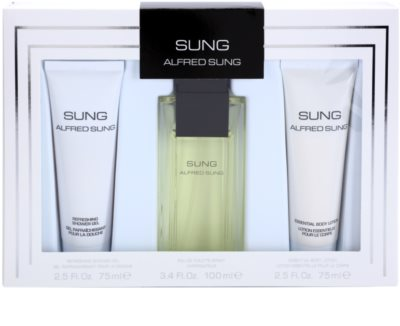 Alfred Sung Sung Gift Set