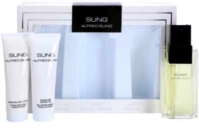Alfred Sung Sung Gift Set 1