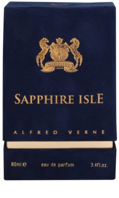 Alfred Verne Sapphire Isle eau de parfum para hombre 4