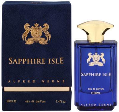 Alfred Verne Sapphire Isle eau de parfum férfiaknak