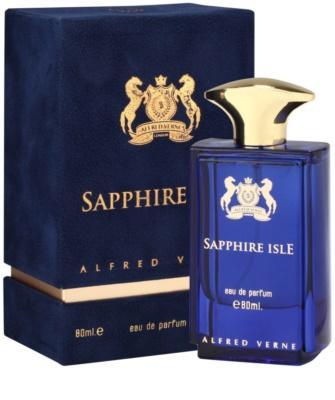 Alfred Verne Sapphire Isle eau de parfum para hombre 1