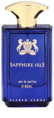 Alfred Verne Sapphire Isle eau de parfum para hombre 2