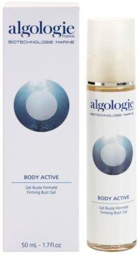 Algologie Body Active festigendes Gel für die Brüste 2