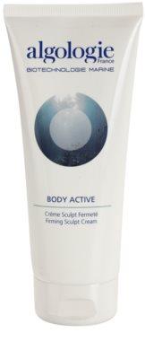 Algologie Body Active crema de corp pentru fermitatea pielii