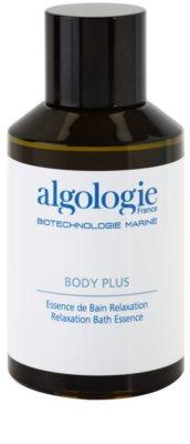 Algologie Body Plus олио за вана  с есенциални масла и екстракти от средиземноморски растения