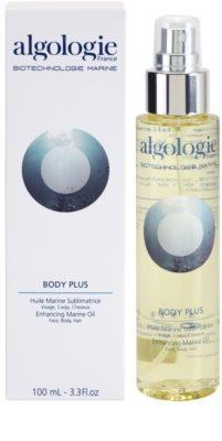 Algologie Body Plus сухо олио за лице, тяло и коса 1