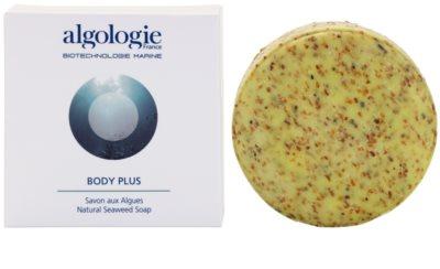 Algologie Body Plus sapun pe baza de plante cu alge marine 1