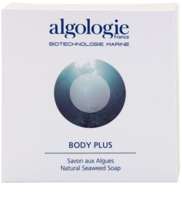 Algologie Body Plus sapun pe baza de plante cu alge marine 2
