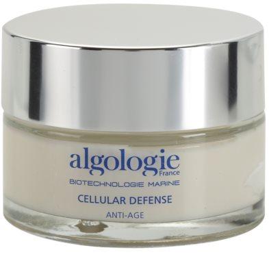 Algologie Cellular Defense crema regeneratoare pentru pielea slabita