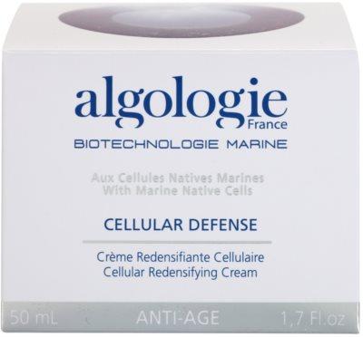 Algologie Cellular Defense regeneracijska krema za oslabljeno kožo 3