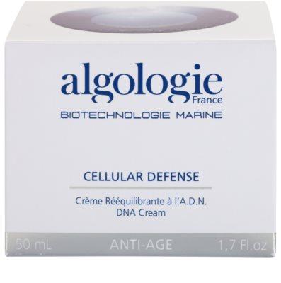 Algologie Cellular Defense megújító krém az első ráncokra 3