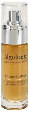 Algologie Cellular Defense regenerierendes Serum Creme zur Wiederherstellung der Festigkeit der Haut