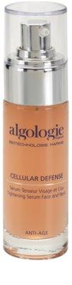 Algologie Cellular Defense serum con efecto alisante para rostro y cuello