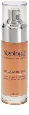 Algologie Cellular Defense sérum suavizante para rosto e pescoço