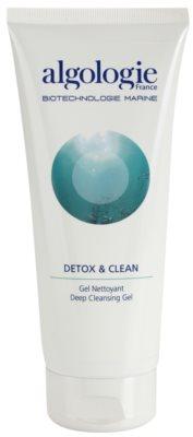 Algologie Detox & Clean gel limpiador profundo