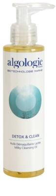 Algologie Detox & Clean за отстраняване на водоустойчив грим